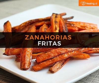 Zanahorias Fritas Santiago Chiropractic Healing Centro Quiropractico Y Acupuntura Las zanahorias son una buena opción. zanahorias fritas santiago